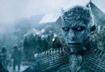 """Białe Klapki – bohaterów serialu """"Game of Thrones"""" legendarnego"""