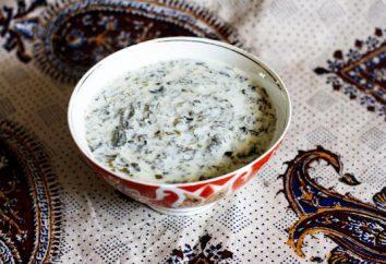 Dovga: Recette de cuisine azerbaïdjanaise