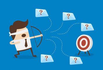 Cómo hacer una lista de enviarse por correo electrónico?