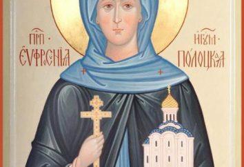 Salvatore-Eufrosina Polotsk monastero femminile: la storia, descrizione