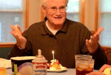 O que dar avô um presente de aniversário: ideias originais do presente