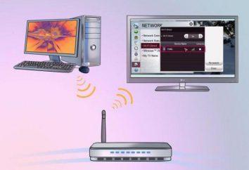 Wie ein Bild von einem Laptop an einen Fernseher zu übertragen, auf unterschiedliche Weise