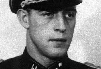 Oficial alemão Otto Günsche: biografia