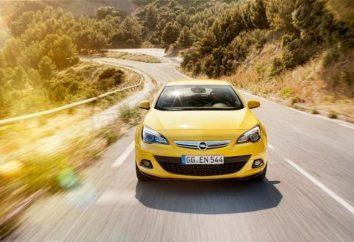 Opel Astra GTC: description du modèle et commentaires