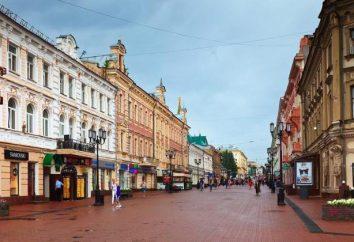 Comment se rendre à Nijni-Novgorod de Moscou en voiture, en train ou en bus