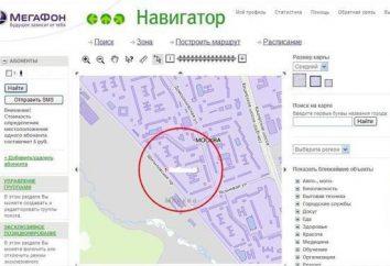 """Service """"Locator"""" de connexion ( """"Mégaphone"""") et de l'utilisation. Comment désactiver le service « Locator » à « MegaFon »?"""