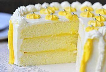 Crema proteine torta. Ingredienti e tecnologia di cottura