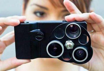Quelle est l'interpolation de la caméra dans le téléphone et ce qui est pour?