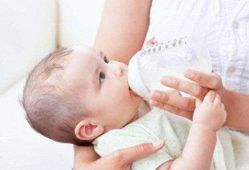 Do jakiego wieku karmić mieszaninę dzieci? zalecenia ogólne