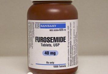 Furosémide: à partir de laquelle il est prescrit?