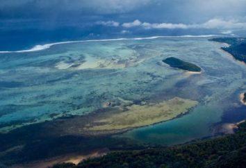 cascate subacquee – un miracolo della natura