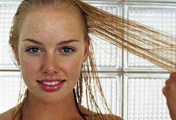 Przepis laminowanie włosów w domu z żelatyny