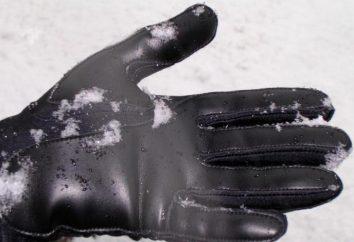 Cómo limpiar los guantes de cuero en casa: métodos, métodos eficaces