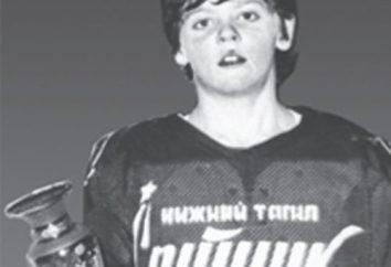 Radulov Aleksandr: biografía y la vida personal del jugador de hockey (foto)