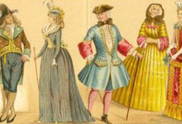 História do vestuário: roupas do século 18
