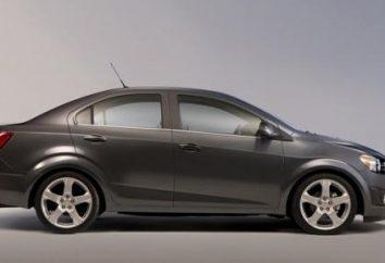 Chevrolet Sonic – une nouvelle vision des voitures américaines