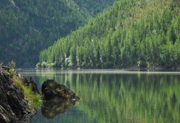 centros de recreação de Khakassia: escolher descanso confortável no lago!