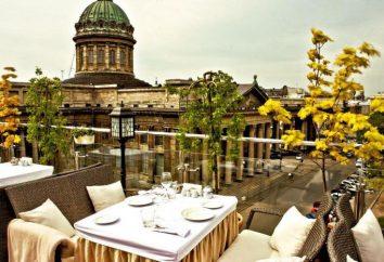Restaurantes de San Petersburgo: overview