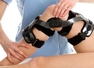 Infortunio al ginocchio: cosa fare con l'infortunio