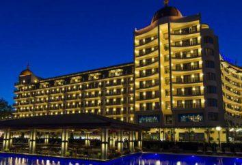 Hotel Admiral 5 * (Bulgária, Areias de Ouro): comentários de turistas