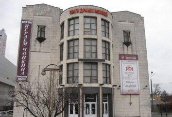 Teatr na lewym brzegu (dramat i komedia): historia, repertuar, trupa