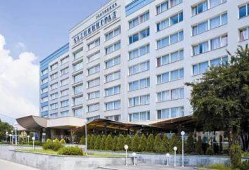 Hoteles Kaliningrad: precios, comentarios y fotos