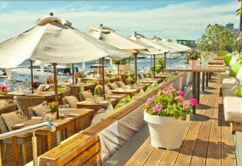 """restaurant """"eau"""" à Moscou, adresse, photos, menus, commentaires"""
