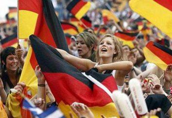 Mentalność Niemców: cechy. kultura niemiecka. Charakterystyka narodu niemieckiego