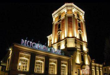 """""""Singing Tower"""" (Pushkin) – un luogo per incontri romantici e un buon riposo"""