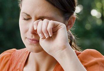 Causes et symptômes de la conjonctivite