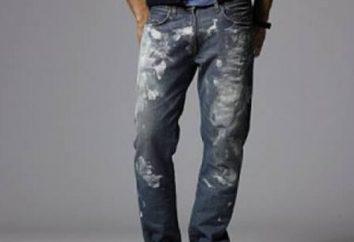Comment supprimer jeans peinture: guide étape par étape