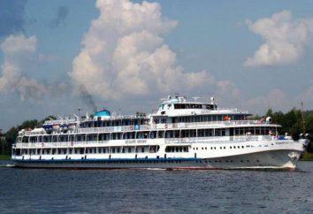 « Kozma Minin » – bateau avec l'histoire