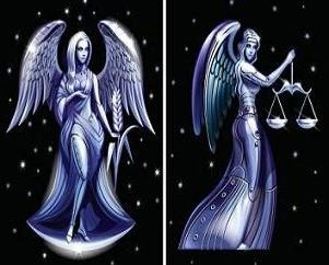 Sekrety horoskop: Panna mężczyzna Zgodność i Libra żeński