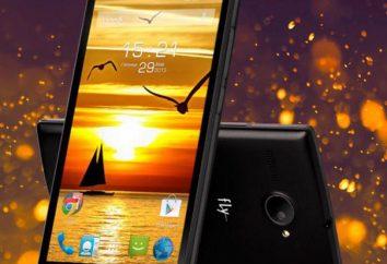 Przegląd smartphone Fly FS501 Nimbus 3: Opis i recenzje