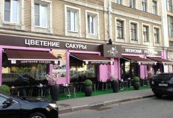 """Blooming Sakura"" restaurante ""Maiakovski"" en Moscú: opiniones"