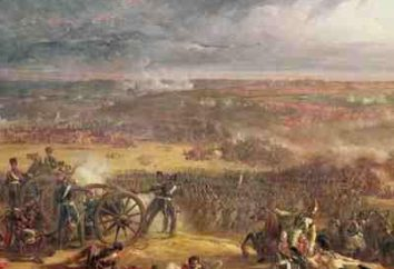 Bataille de Waterloo – dernière bataille de l'armée de Napoléon