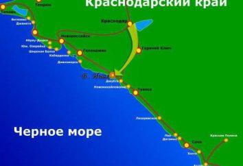 Krasnodar region Bay Inal. na trasie Morza Czarnego