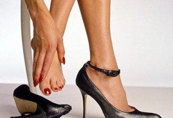 pryszczycy u ludzi oraz ich leczenia. Objawy choroby nóg