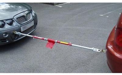 auto abschleppen regeln