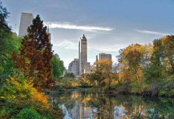 Parcs à New York, Etats-Unis: liste, contacts, historique et commentaires