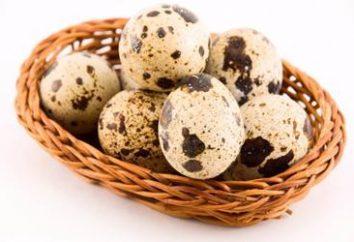 Uova di quaglia per gli uomini – un mezzo per numero di potenza uno!