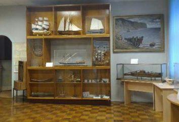 Jedynym Russian River Muzeum Floty