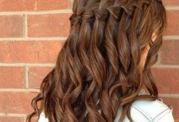 Cachoeira do cabelo para todas as ocasiões