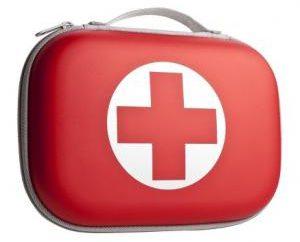 Erste-Hilfe-Kit – eine notwendige Sache im Unternehmen und im Büro. Was sollte in der Erste-Hilfe-Kit enthalten sein?