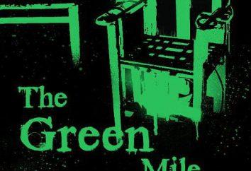 """Il libro di Stephen King """"The Green Mile"""": recensioni di lettori grati e opinioni dei critici"""