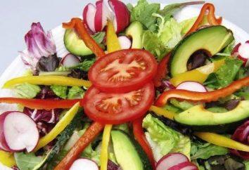 Pour une bonne forme un régime alimentaire faible en calories pendant une semaine