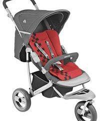 Wózki dziecięce Maclaren: Szczęśliwi rodzice, szczęśliwe dziecko