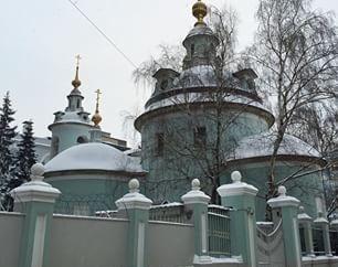 Tempio di Cosma e Damiano in Maroseyka: passato e presente