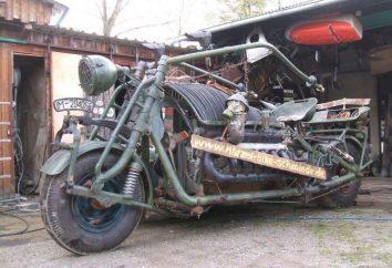 Große Motorräder: Monster Schwergewichte