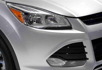 """""""Ford Escape"""" – un crossover compact"""